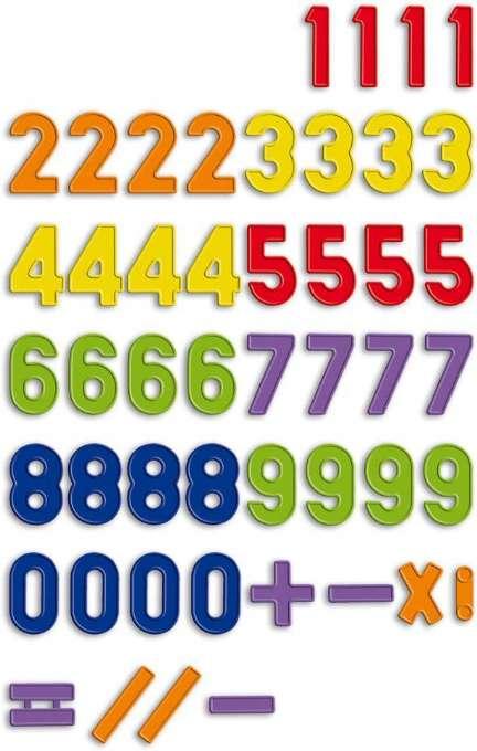 Magneettisia numeroita (Quercetti 054635)