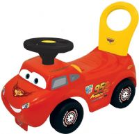 Cars - Autot : Cars McQueen activity ride on - Cars gåbil 508317
