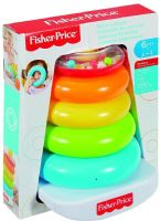 Lelut : Rock-a-Stack - Fisher Price babylegetøj FHC92