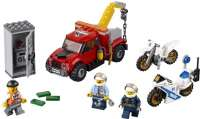 Lego City : Tow Truck Trouble - LEGO 60137 City