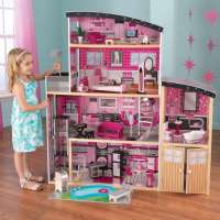 Nukkekodit : Sparkle dukkehus - Sparkle Dollhouse 65826