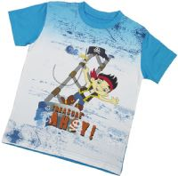 Lastenvaatteet : Jake og Piraterne T-shirt - Jake and the Neverland Pirates 14624