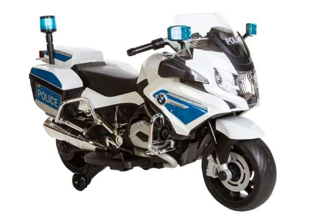 Poliisi Moottoripyörä