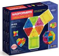 Magformers : Magformers Window Basic 30 Set - Magformers 3039