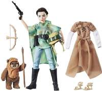 Star Wars : Leia ja Wicket Endor Adventure - Star Wars Forces of Destiny C1631